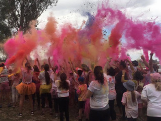 Coonamble Colour Run