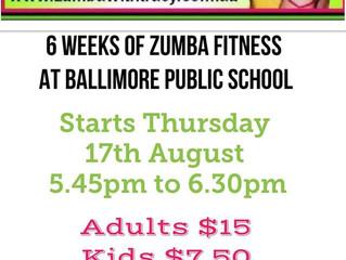 Ballimore - New Class!