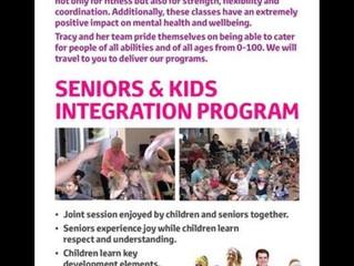Seniors & Kids Integrated Program
