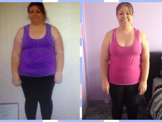 Zumba with Tracy's weight loss success stories (This is Lizzy's story) SO FAR STAY TUNED AS LIZZY IS