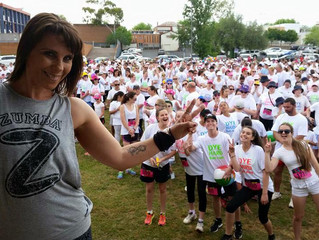 ZUMBA AT DYE RUN DUBBO