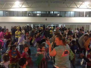 West Dubbo Preschool Disco