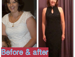 Zumba with Tracy's weight loss success (This is BEC'S story)