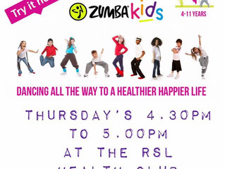 Brand new all inclusive kids class