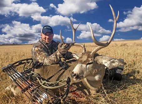 First Mulie Buck
