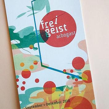 Illustration couverture programme freigeist arbogast mathilde hentz