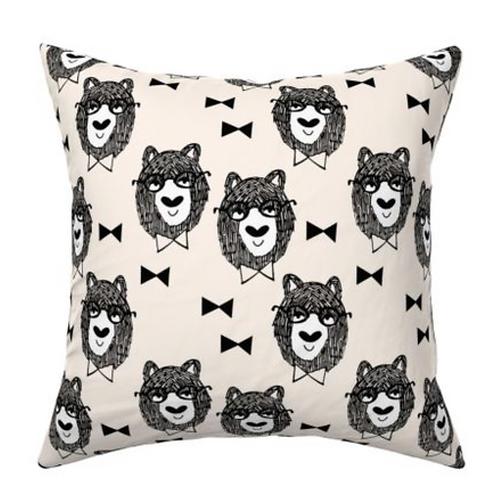 Cushion bear cream
