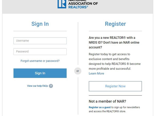 Paying Your Dues via the NAR Portal