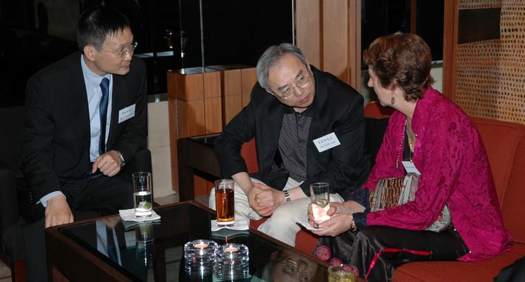 香港翻譯學會晚宴