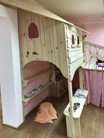 частный детский сад в советском районе