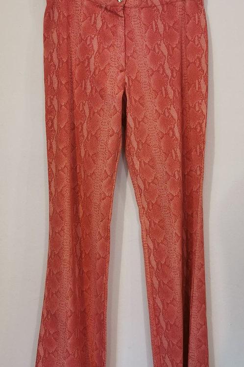 Pantalon Python Rose