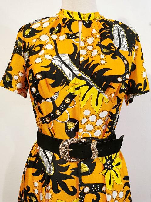 Maxi robe 70's
