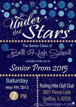 Under the Stars Prom