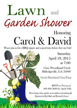 Lawn amd Garden Shower5B