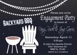 Wedding Invite Nancy Rosell