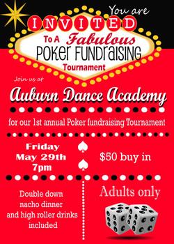 Casino Fundraiser Ashley Martinson