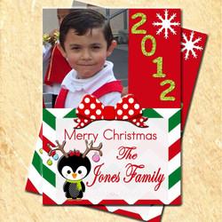 Christmas Card 5A