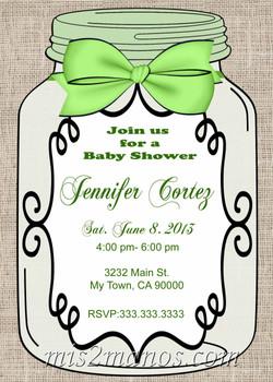Baby Shower Mason Jar copy