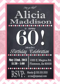 Adult Birthday Invitation 30_40_50_60 B copy