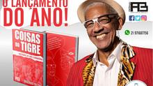 Coisas do Tigre, de Paulinho Freitas, já está na pré-venda