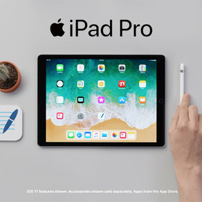 Apple Online AD - iPad Pro: How to series