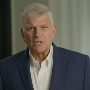 Evangelist Franklin Graham video for COVID-19