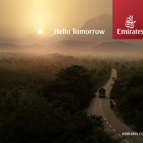 Emirates Airline TV Advertisement