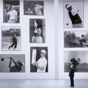 Rolex AD - Rolex and Golf Jack Nicklaus