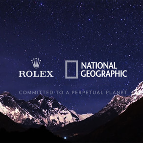 Rolex TVad - Rolex and National Geographic