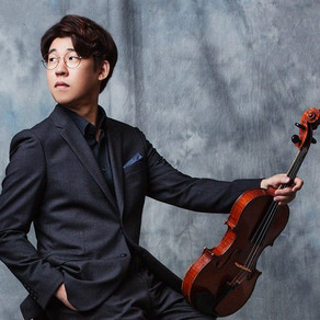 (Classical) Violist, Mr. Ko young hwi