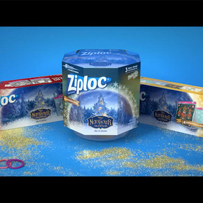 SC Johnson TVad - Ziploc® The Nutcracker, Avengers, Frozen
