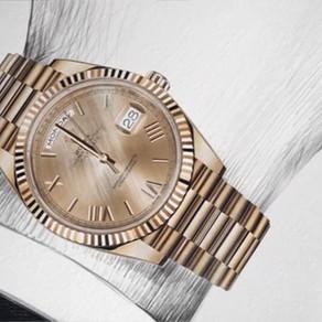 Rolex AD - Day-date 40