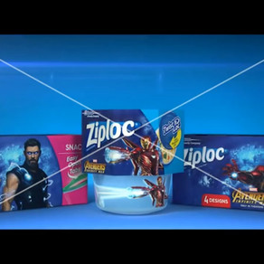 TV/Online AD - Ziploc-Thanos
