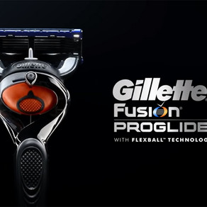 Gillette TVC - Fusion ProGlide with FlexBall Technology