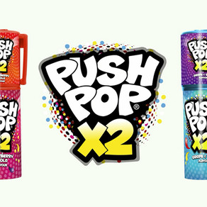 Push Pop Dual Flavour TVC