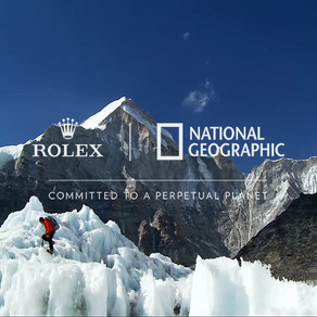 Rolex® TVad - Rolex and National Geographic