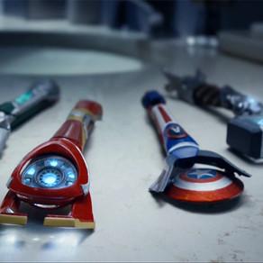Gillette TVC - Avengers