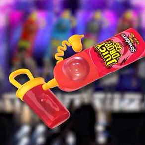 Juicy Drop Pop & Triple Power Push Pop TVad