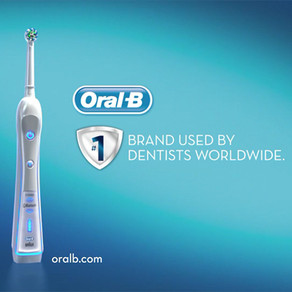 Oral-B TVad - Electric toothbrush