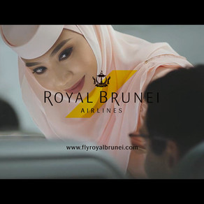 Royal Brunei Airlines TVad - Discover Brunei