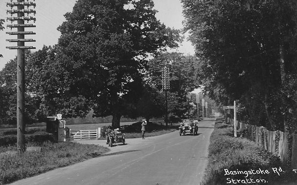 A33 - Main Road through the Villages