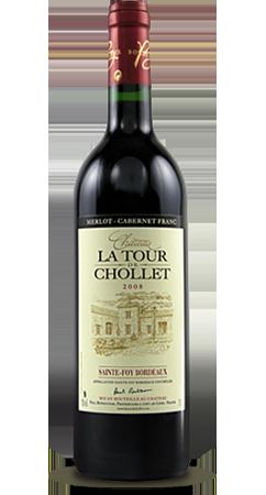 La Tour de Chollet – Cuvée Prestige 2012