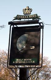 Half Moon & Spread Eagle