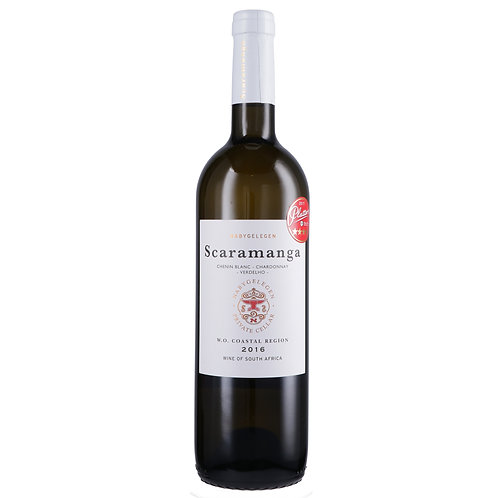 Nabygelegen Vineyard – Scaramanga White 2018