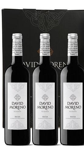 David MorenoTinto Reserva 2014