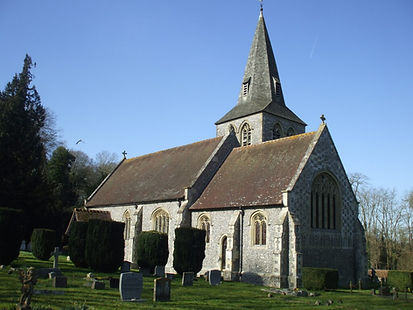 East Stratton Church