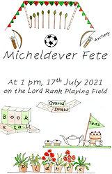 Micheldever Church Fete