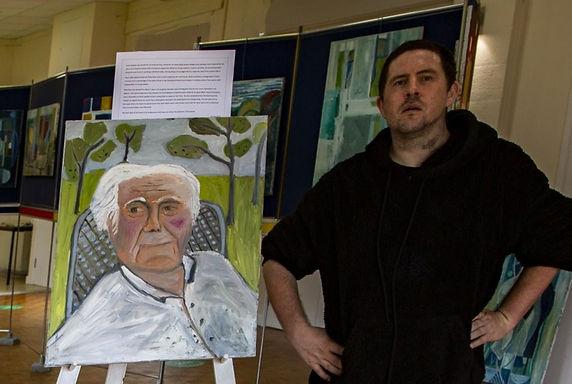 Nick Eliot Art Exhibition - 3rd July 2021