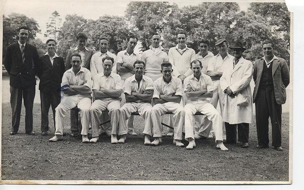 Micheldever Station - Cricket Team
