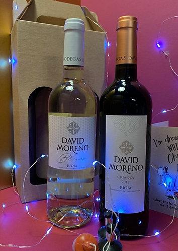 Spanish 2 Bottle Gift Selection
